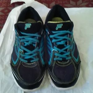 Women's Fila Cool Max Fresh 3 Running Shoes